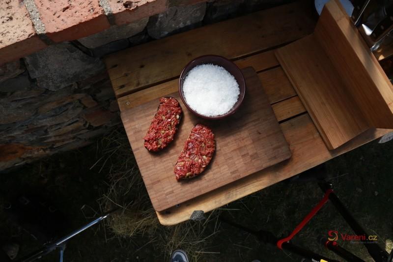 Netradičně dobrý tradiční tatarák
