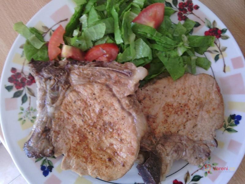 Pikantní marináda na vepřové maso