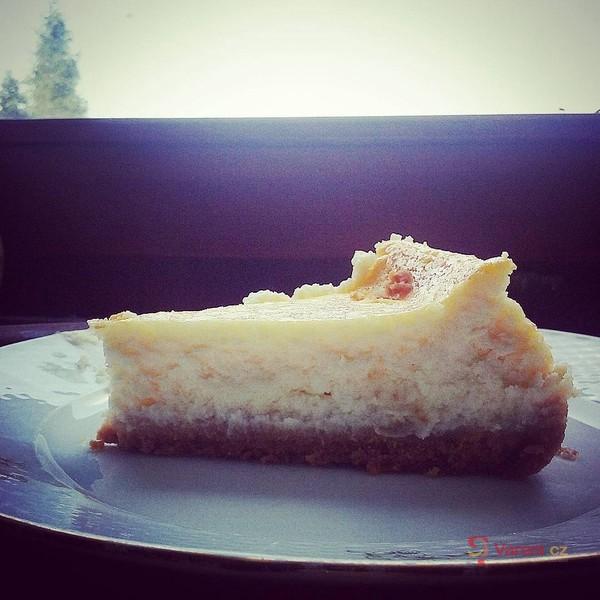 Cheesecake z žervé