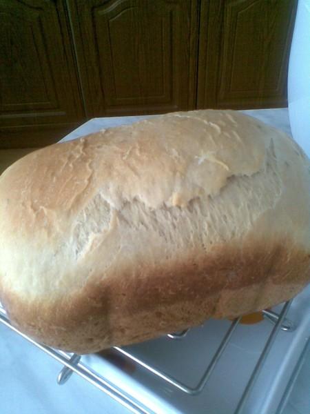 Kmínový chleba z pekárny
