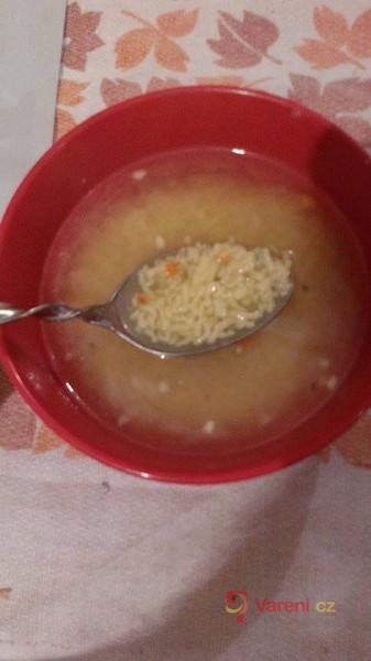 Strouhánková polévka