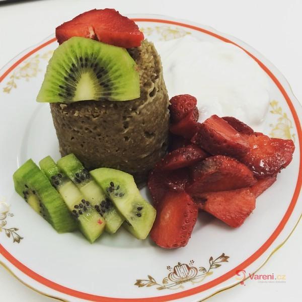 Fitness mug cake
