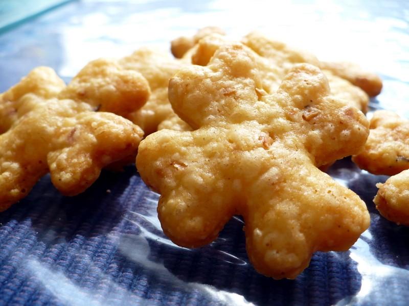 Sýrové sušenky jinak
