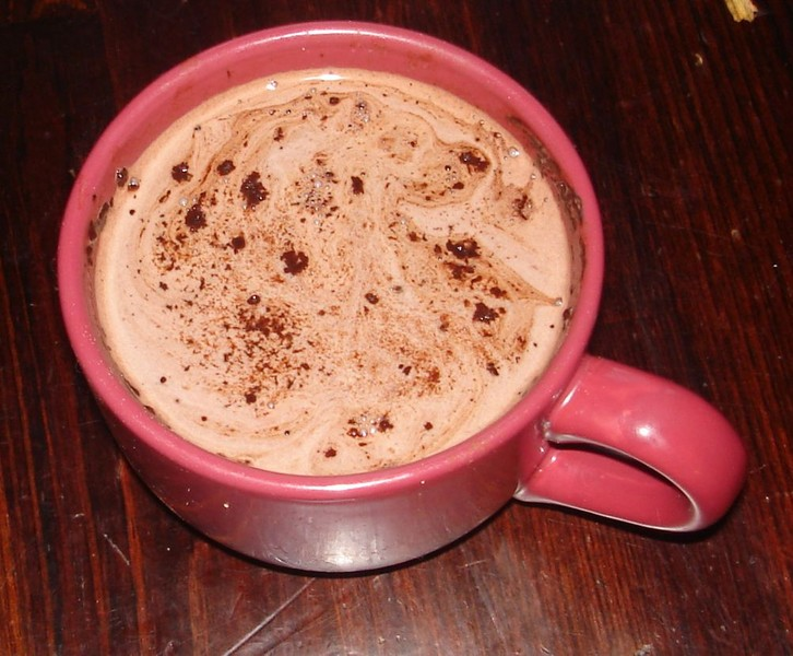 Horká čokoláda 2
