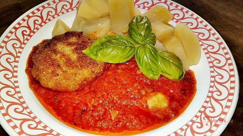 Sugo di pomodoro - italská rajčatová omáčka od Nick Stellino