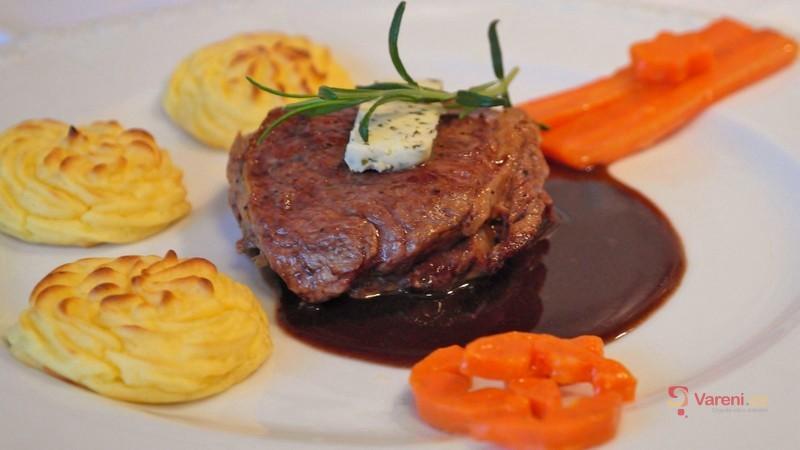 Steak s povidlovou omáčkou aneb Krpálkova síla