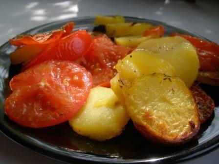 Italské brambory 2