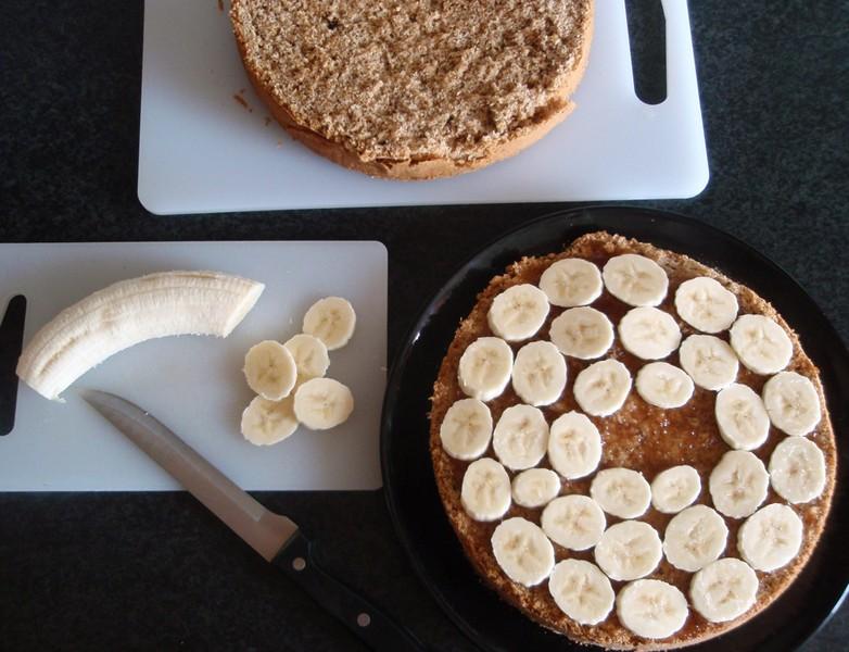 Skvělý ořechový dort