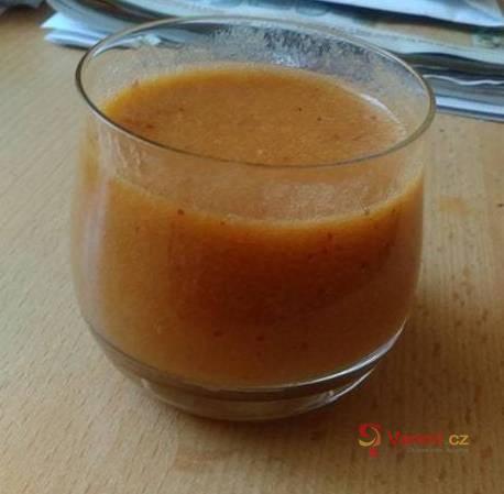 Výborné ovocné smoothie