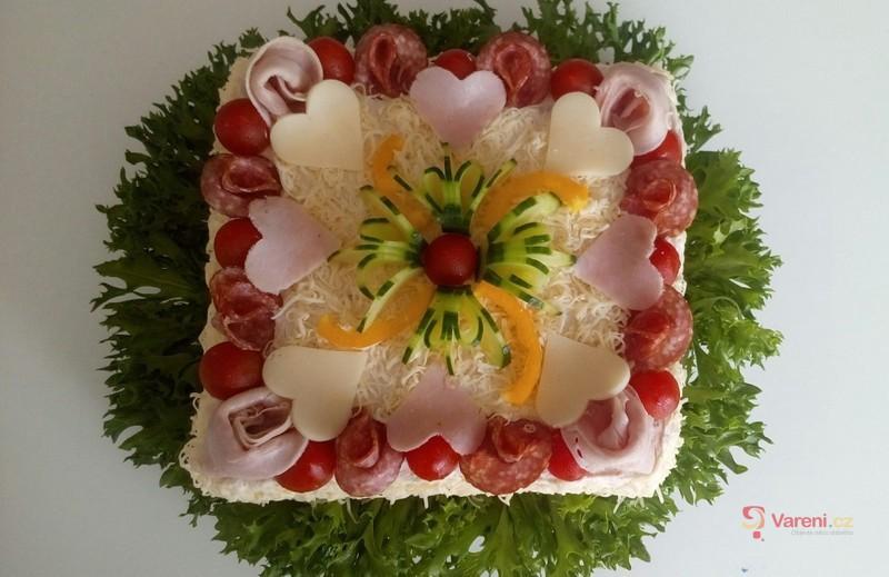 Můj slaný dort