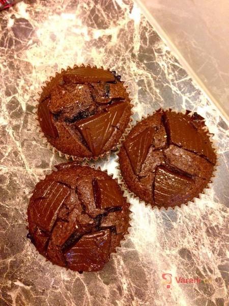 Zdravé borůvkové muffiny s chia semínky