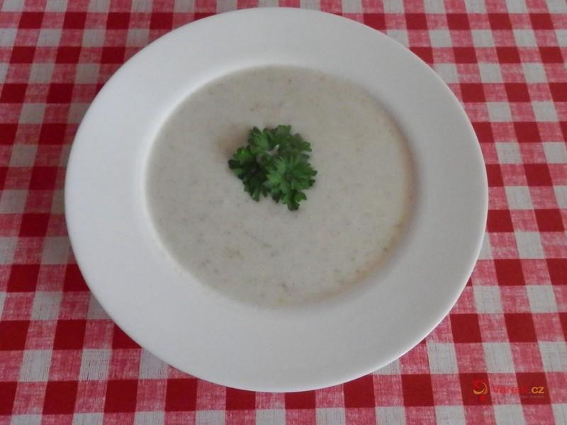 Staročeská vločková polévka z Klecan