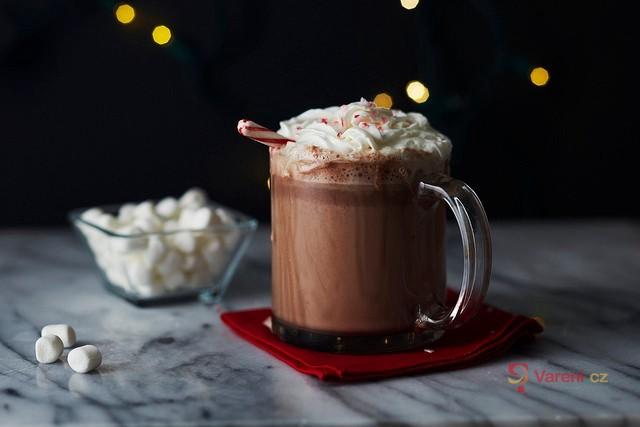 Whisky hot chocolate