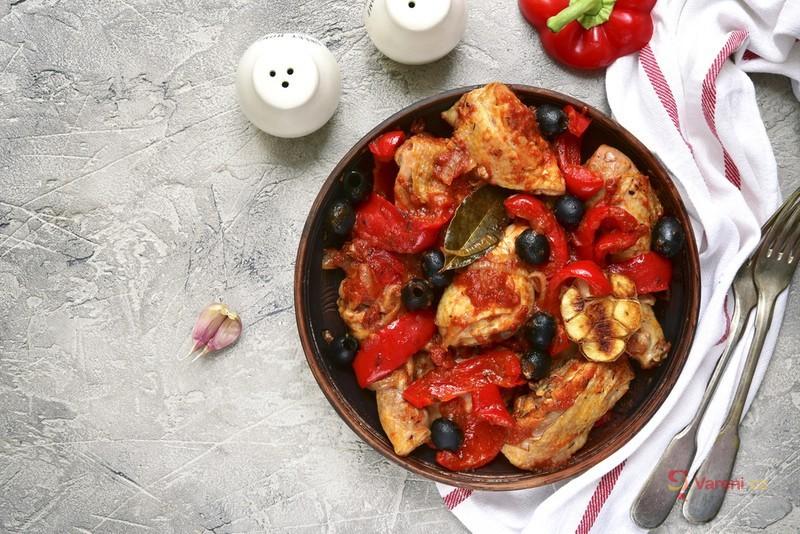Kuře po italsku