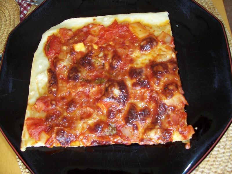 Pálivá neapolská pizza