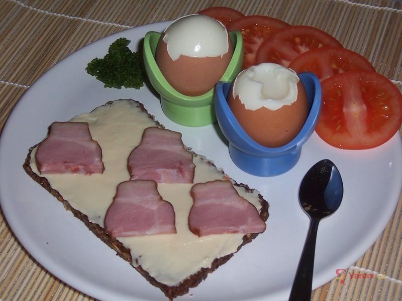 Vařená vejce