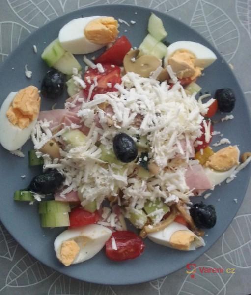 Ovčácký salát