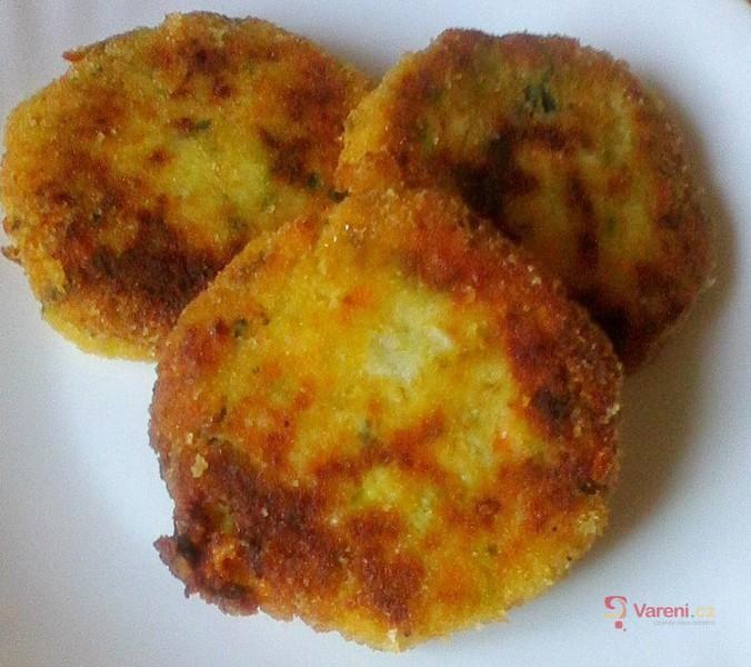 Kapustové karbanátky se sýrem