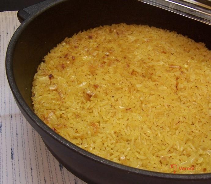 Indická rýže