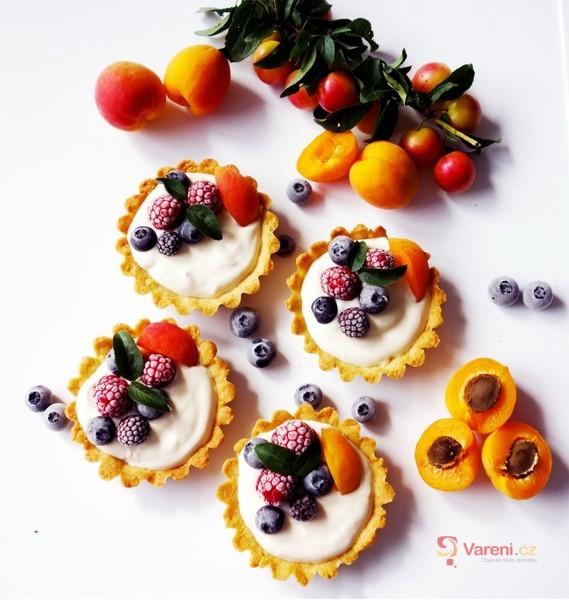 Meruňkové tartaletky