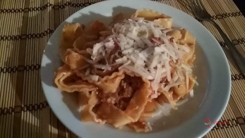 Pravá boloňská omáčka na těstoviny