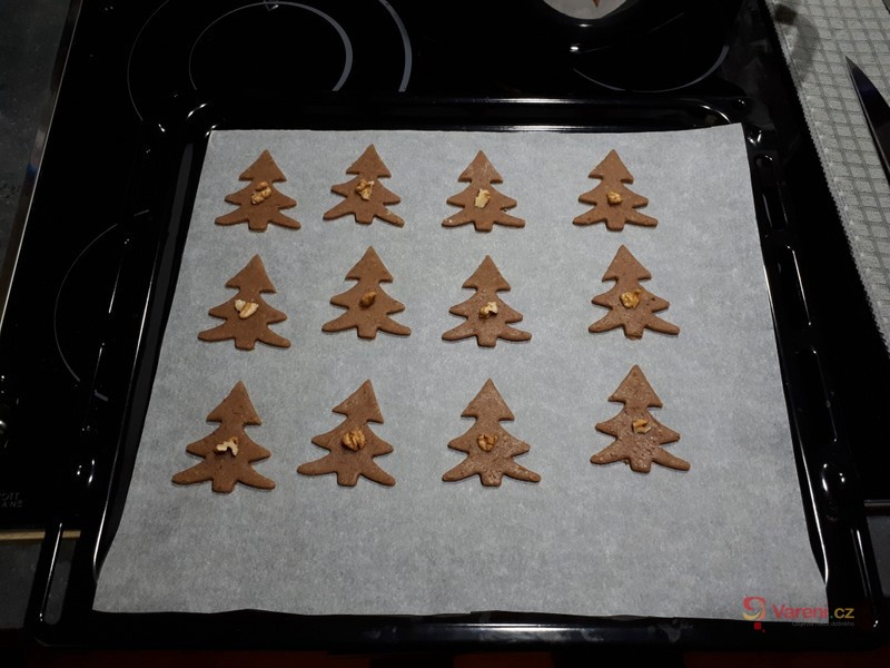 Levické vánoční perníčky