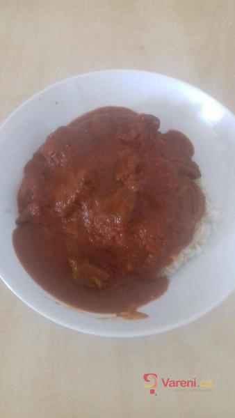 Hovězí maso po nigerijsku