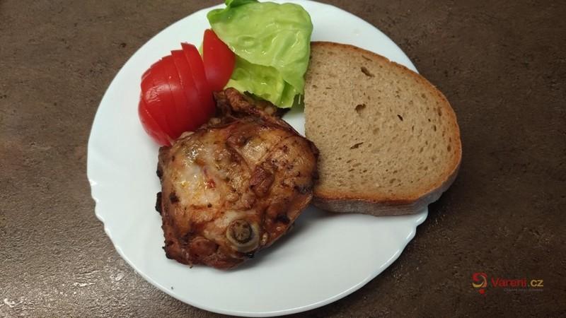 Pikantní marináda na kuře na grilu