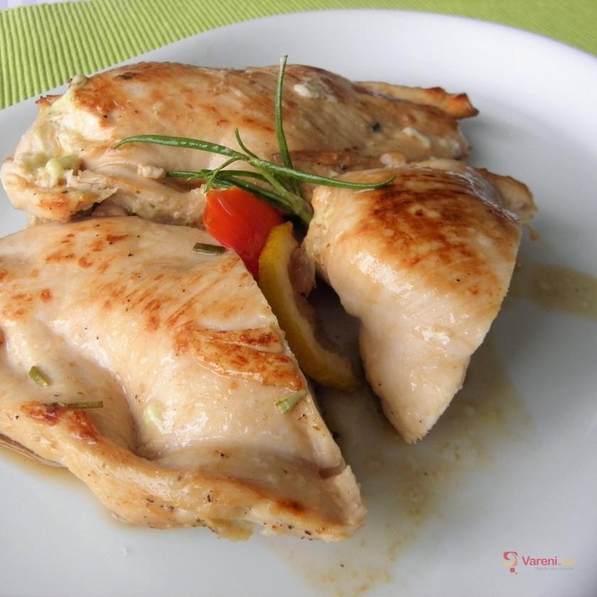 Marinované kuřecí kapsy
