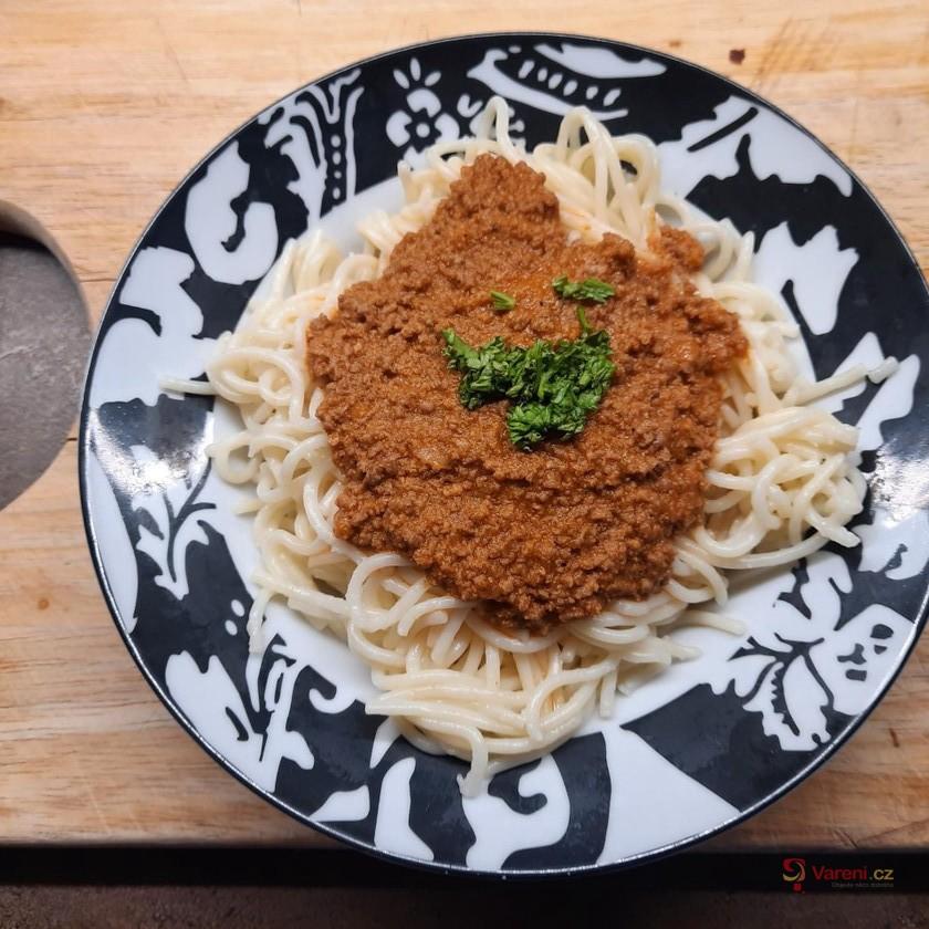 Rychlé a nejlepší boloňské špagety