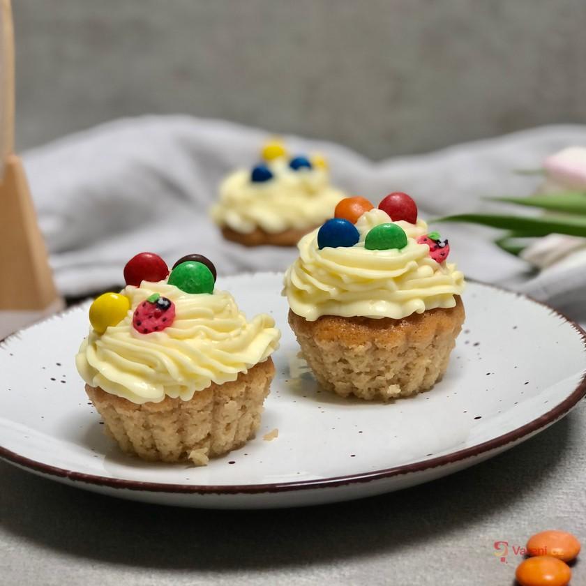 Velikonoční citronové muffiny