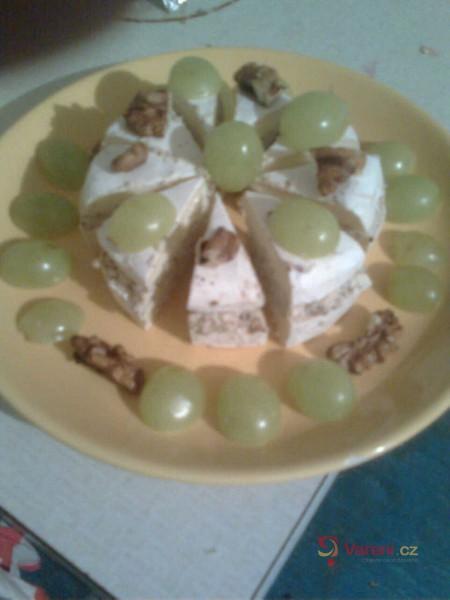 Hermelínový dortík