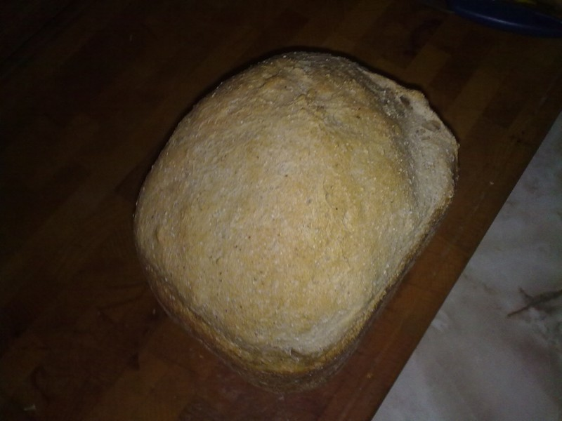 Šumavský chléb