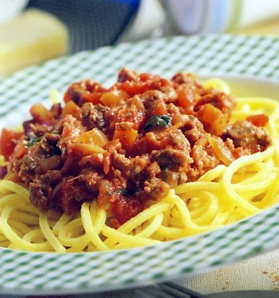 Pravé boloňské špagety