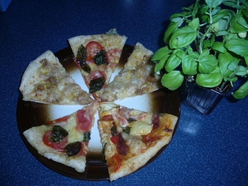 Dobrá domácí pizza