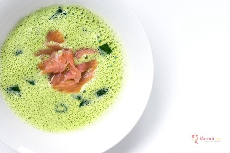 Hrášková finská polévka