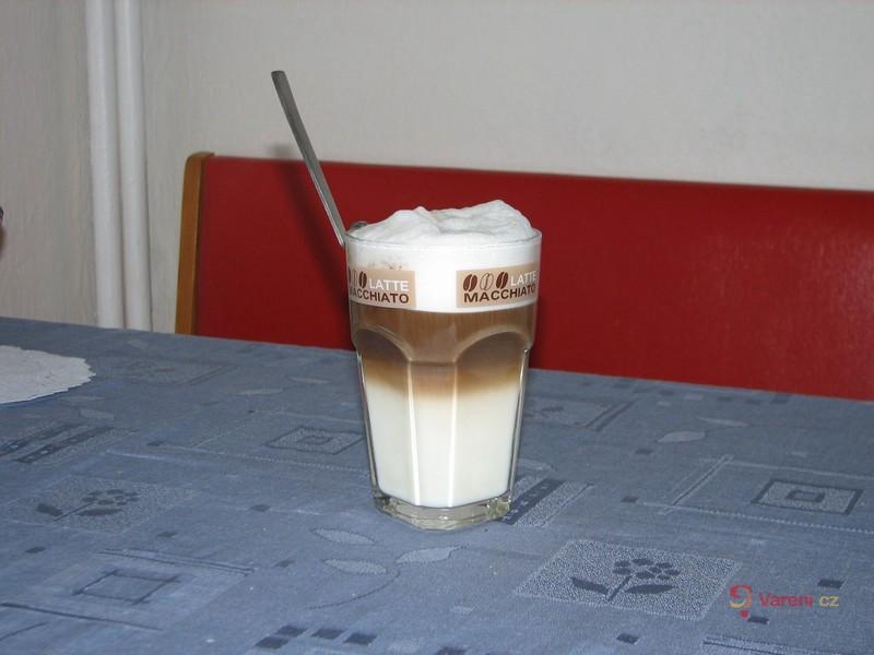 Domácí Caffé latte