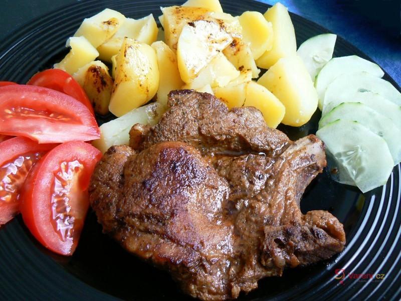 Oběd se Zdenkou
