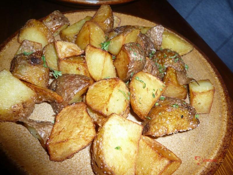 Americké brambory na český způsob