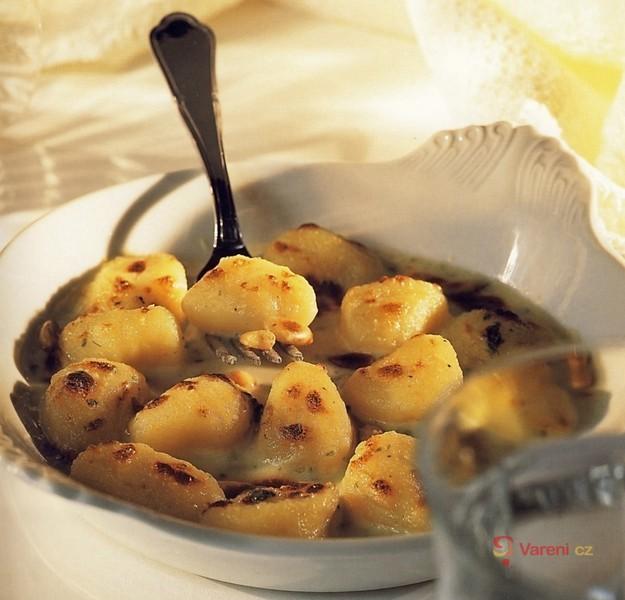 Gnocchi se sýrem