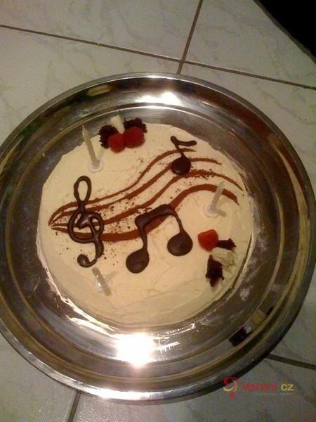 Italský vánoční dort