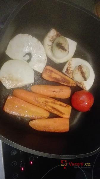 Rychlý zeleninový vývar