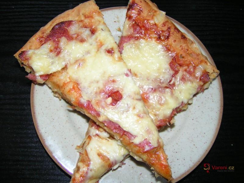 Pizza narychlo