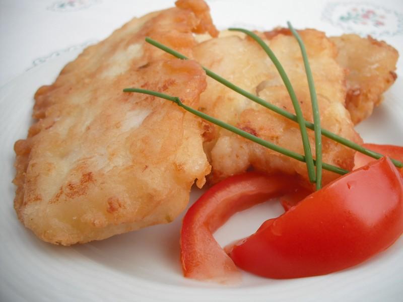Pikantní rybí filety