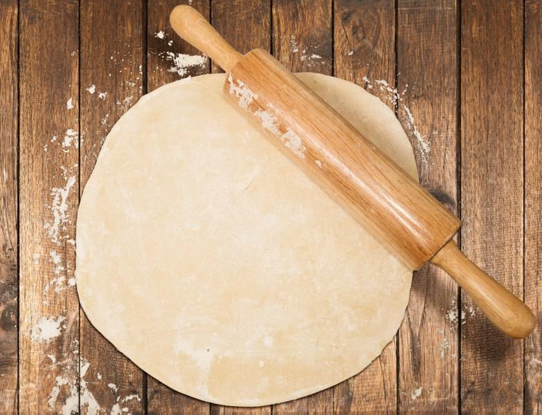 Tenké těsto na pizzu