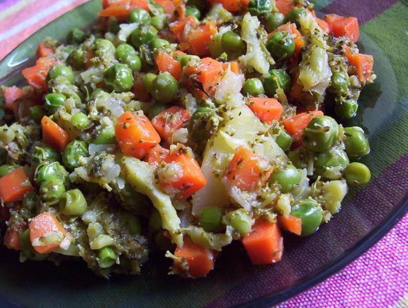Zeleninová příloha