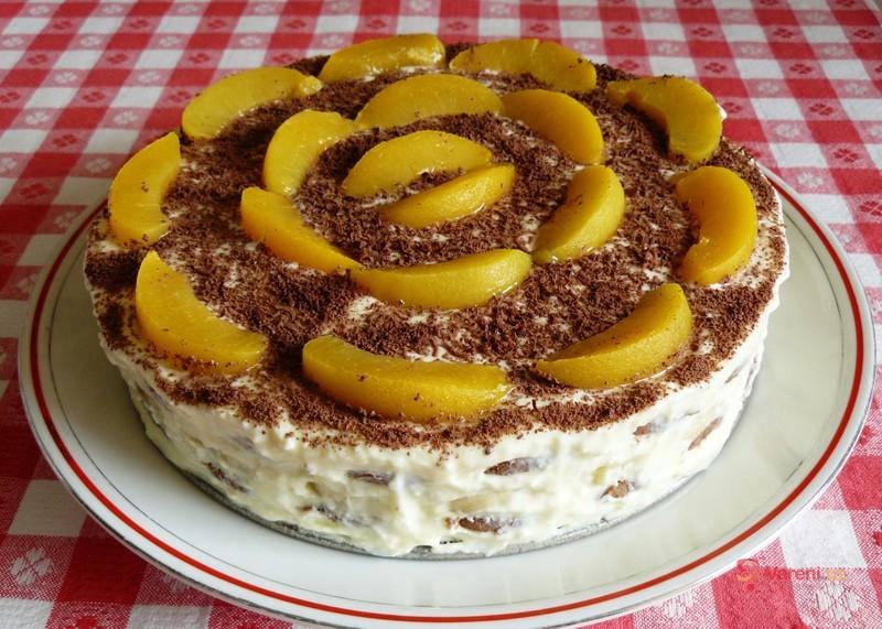Kouzelný tvarohový dort