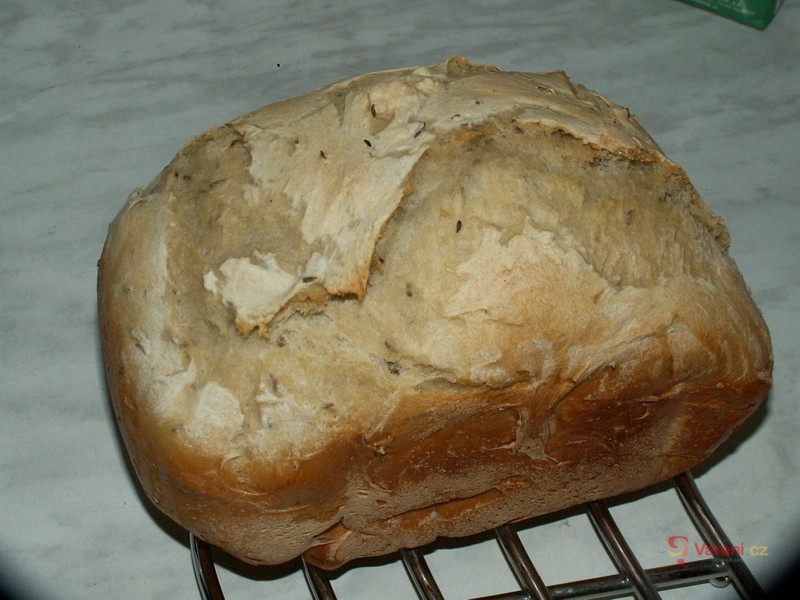 Domácí chléb nejen z pekárny