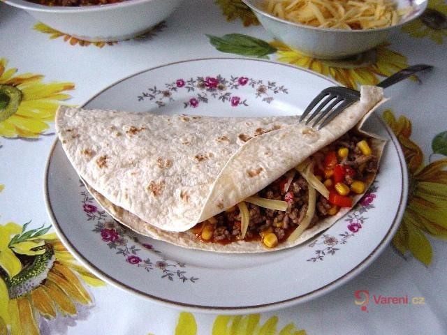 Ohnivé burrito