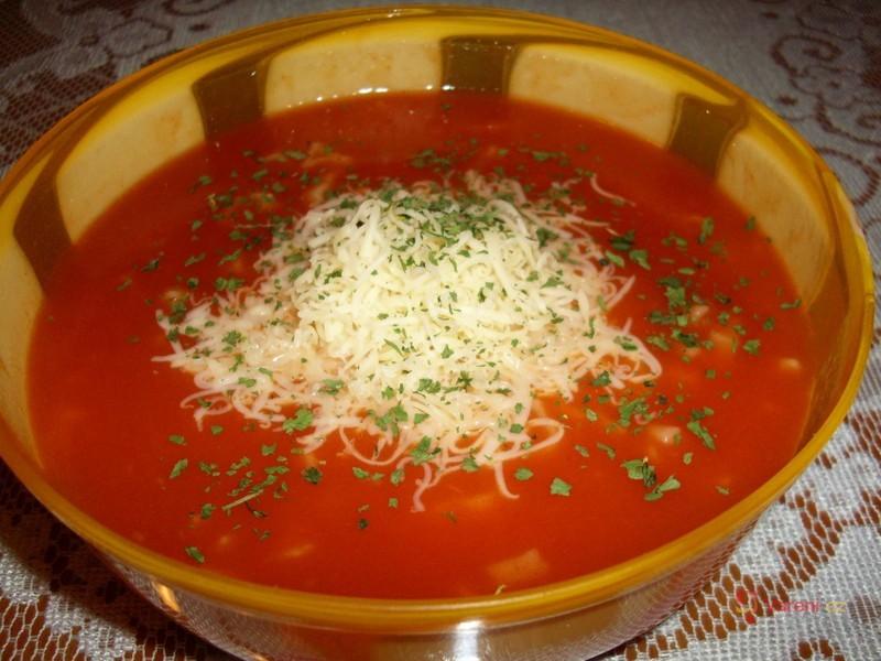 Polévka po italsku